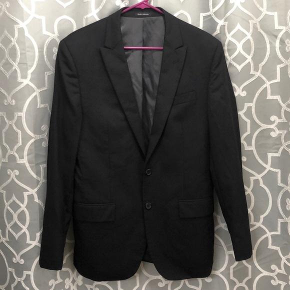 Egara Other - Men's Black Suit Jacket